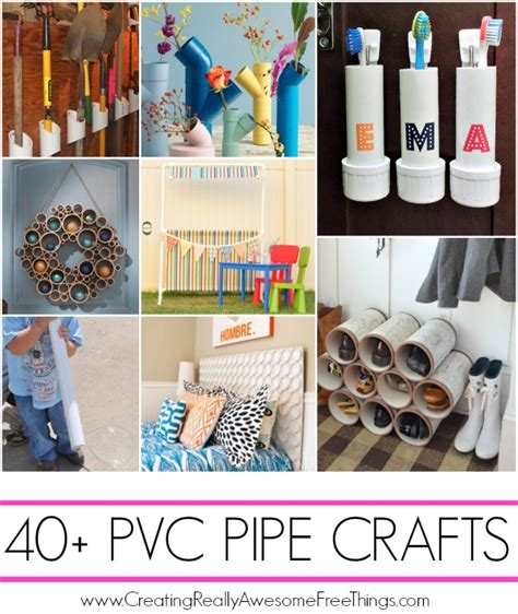 useful craft projects pvc pipe projects c r a f t