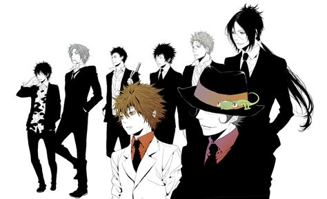katekyo hitman reborn katekyo hitman reborn chapter 328 review 167 uper