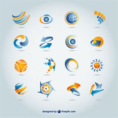 Free Logo Templates   cyberuse