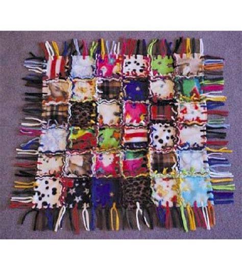fleece craft projects 76 best fleece scraps images on fleece