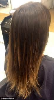 after ends could burning split ends be better than a haircut daily