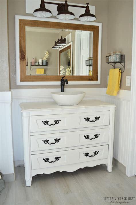dresser for bathroom vanity using dresser as bathroom vanity bestdressers 2017