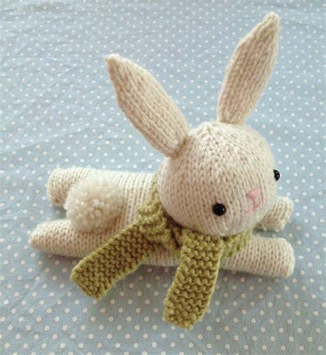 knit bunny pattern you to see bunny knit pattern on craftsy