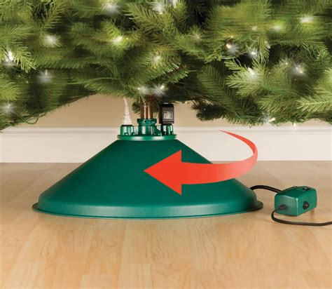 rotating tree stand for 12 tree rotating tree stand