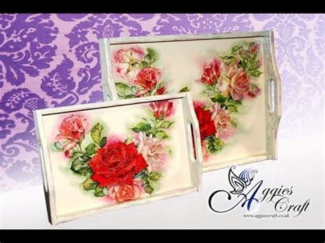 decoupage step by step decoupage tutorial pittorico shading and single step