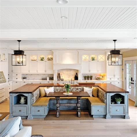 kitchen island with built in seating kitchen island with built in seating inspirations and