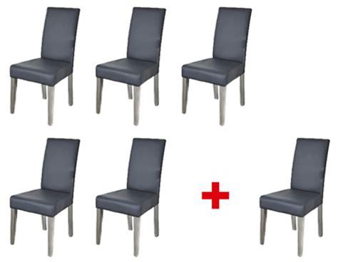 chaise salle a manger grise 14 lot de 5 chaises 1 offerte namur atlub