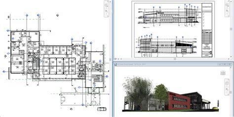 Free House Plans For Students revit architecture revit family autodesk