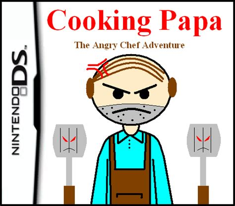 cooking papa cooking papa the by toachristor on deviantart