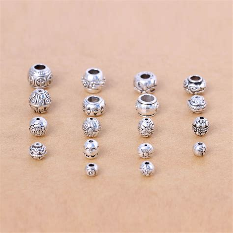 charms to make jewelry fashion jewelry tibetan silver spacer