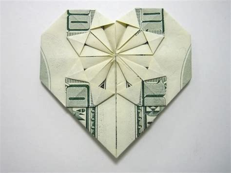 money origami tutorial decorative money origami tutorial and picture