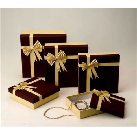 how to make jewelry gift boxes gift box jewelry trends
