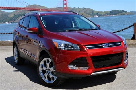 2013 Ford Escape Recall by Ford Recalls 2013 Escape Suvs Autotrader