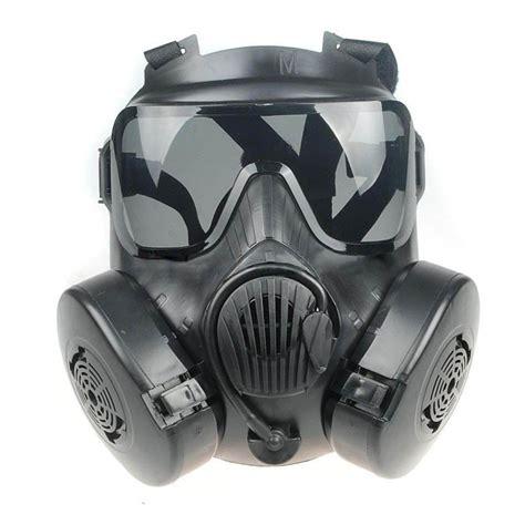 gas mask tactical painball airsoft gas mask m50 skull
