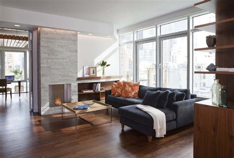 the living room nyc modern meets luxury in these nyc living rooms porch advice