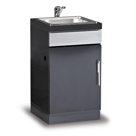 kitchen sink unit discovery odk kitchen sink unit powder coat black