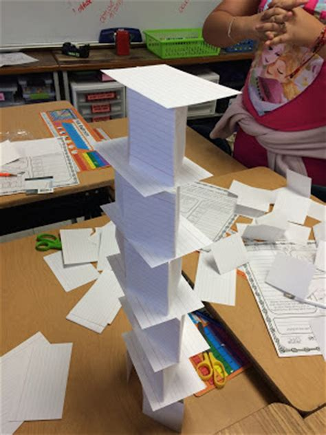how do you make a card tower mrs mcgee s world