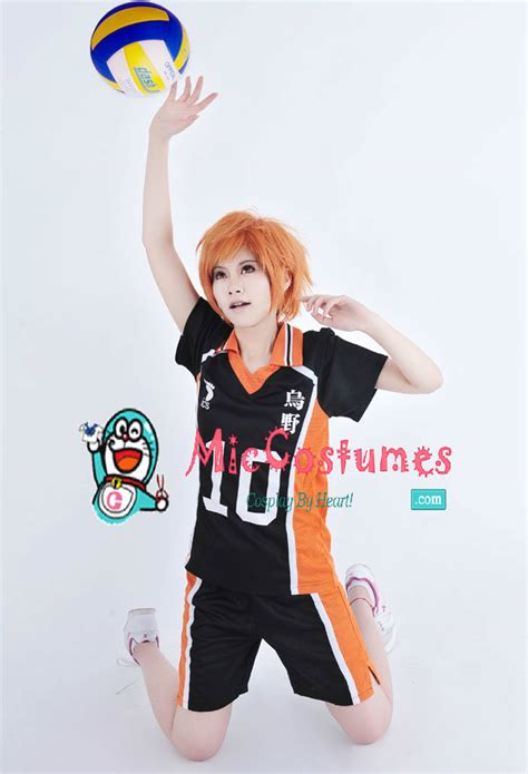 Haikyuu!! Shyouyou Hinata Cosplay Costume   The Cosplay Blog   Miccostumes.com
