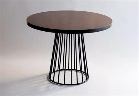 designer table phase design reza feiz designer wired cafe table