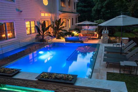 swimming pool designer modern swimming pool design nj modern pool new york