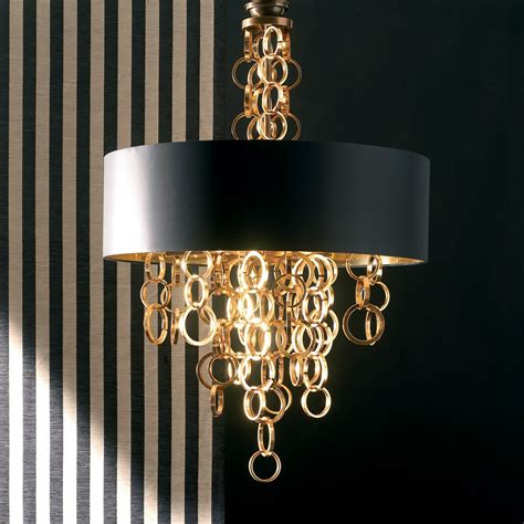 and gold chandelier modern italian black and gold chandelier juliettes interiors chelsea