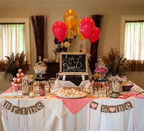 bridal shower table decorations best 25 bridal shower tables ideas on bridal