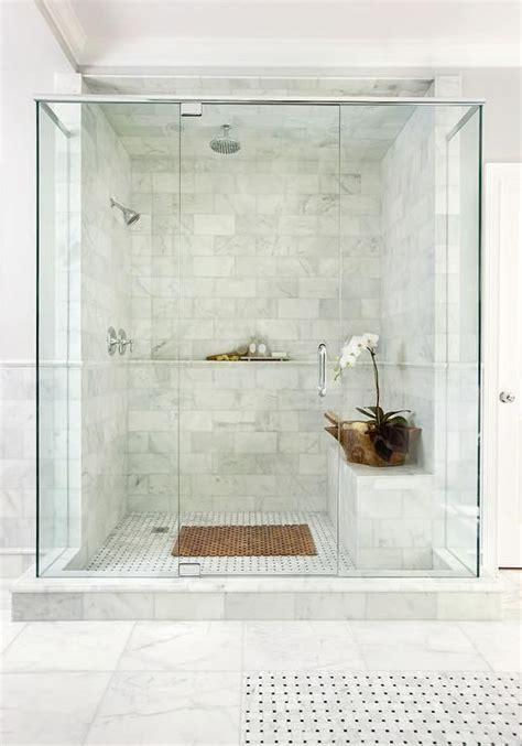 white marble bathroom ideas 41 cool and eye catchy bathroom shower tile ideas digsdigs