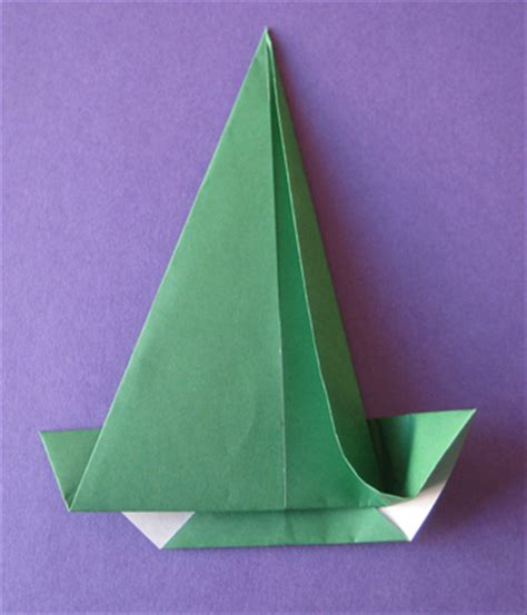origami sombrero how to make a origami sombrero traditional origami for