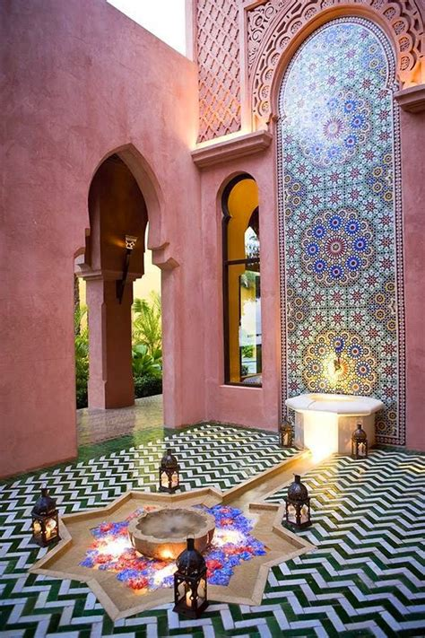 designer decor moroccan decor