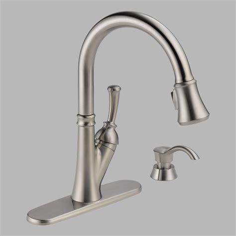 kitchen faucets delta delta touch kitchen faucet troubleshooting