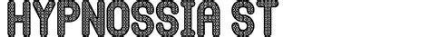 Hypnossia St Font