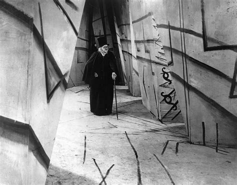 silent volume the cabinet of dr caligari 1920