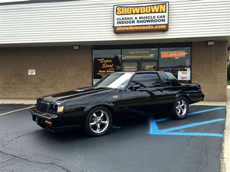 Grand National Motor For Sale by 1986 Buick Grand National For Sale