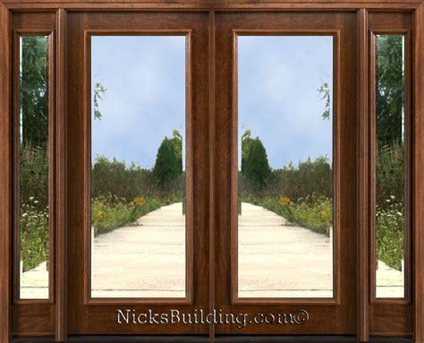 glass exterior door glass doors exterior home depot front door
