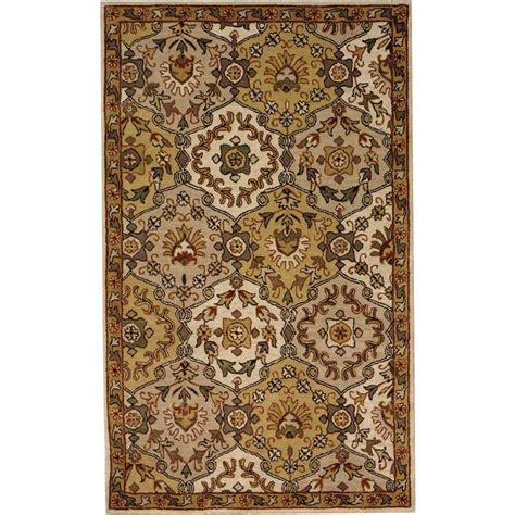 home decorators area rugs home decorators collection grandeur beige 2 ft x 3 ft