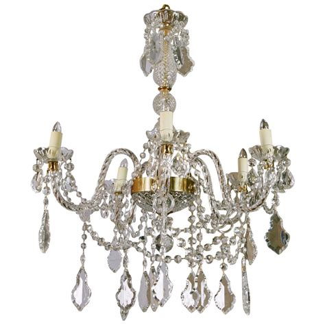 1940s chandelier 1940s classic chandelier at 1stdibs