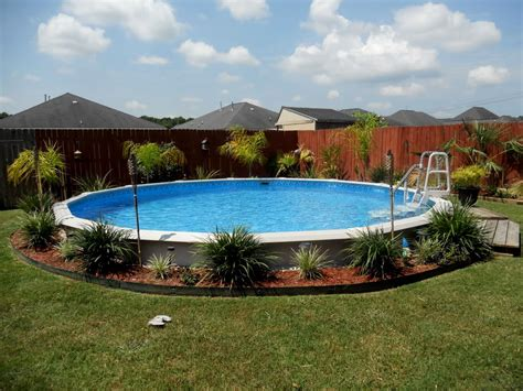backyard pools above ground backyard above ground pool ideas 28 images backyard