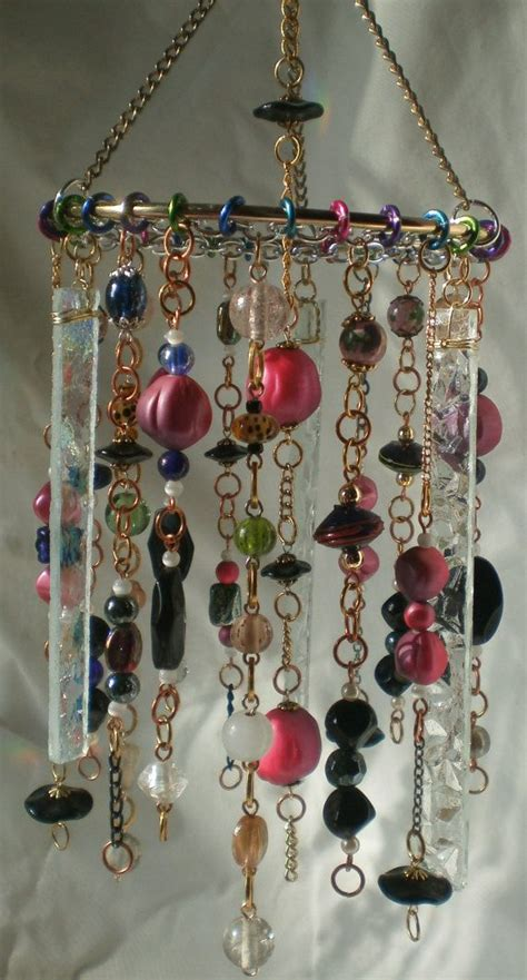 diy beaded wind chimes 17 best images about windchimes and beaded curtains on