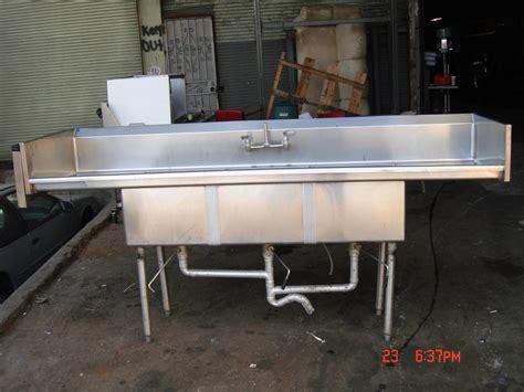 restaurant kitchen sinks fred 126 restaurant equipment