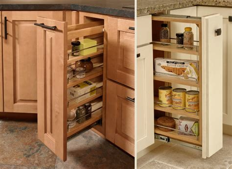 pull out kitchen cabinet pull out cabinet cliqstudios traditional kitchen