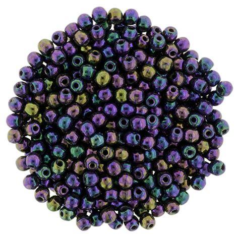bead catalogs 2mm iris purple starman wholesale