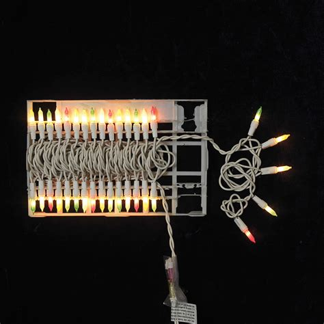 pastel easter lights pastel mini string light set 35 lights