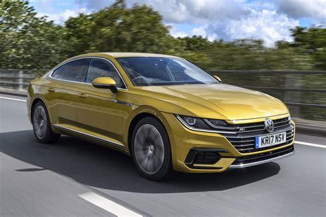 Volkswagen New by New Volkswagen Arteon 2017 Review Auto Express