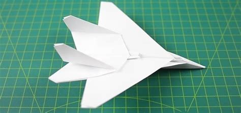 origami f 15 how to fold f15 jet fighter paper plane 171 origami