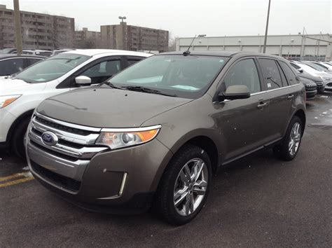Ford Edge Limited by 2013 Ford Edge Limited Awd 23 995 Anjou Fortier Auto