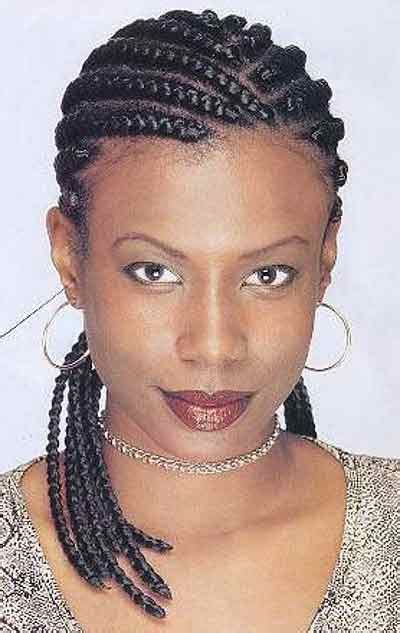 cornrows with 6 braided hairstyles for black