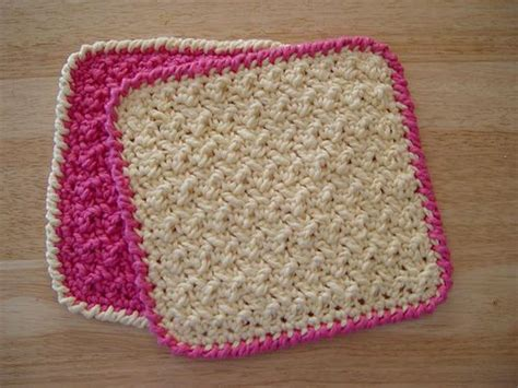 knitting patterns for baby washcloths baby washcloths knit crochet