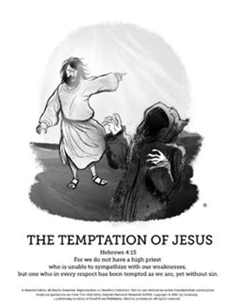 temptation of jesus crafts for matthew 4 jesus tempted sunday school coloring pages the