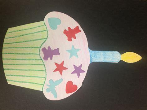 cake craft for birthday storytime narrating tales of preschool storytime
