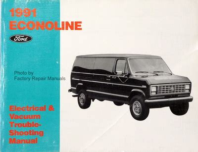 motor auto repair manual 1991 ford e series spare parts catalogs 1991 ford e350 owners manual